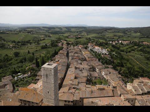 Италия: Сан-Джиминьяно/Italy: San Gimignano