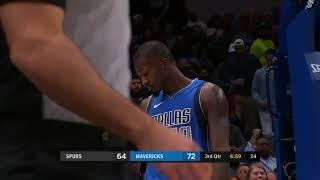 Dorian Finney-Smith (22 points) vs San Antonio Spurs