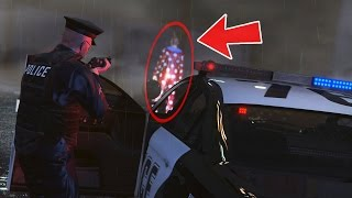 CREEPY CLOWN SIGHTINGS!! (GTA 5 Mods PLAY AS A COP MOD)