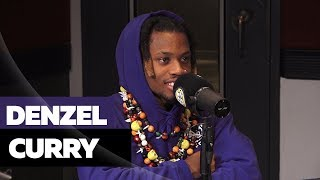 Ebro In The Morning - Denzel Curry Breaks Down the History of Soundcloud Rap