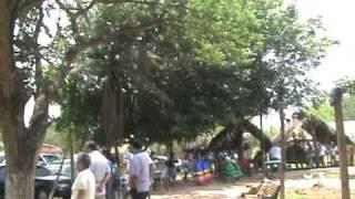 preview picture of video 'BUEN RETIRO - BOLIVIA, ENTRADA DE LA CAMINATA POR EL DIA DE LA TRADICION EN BUEN RETIRO 2010'