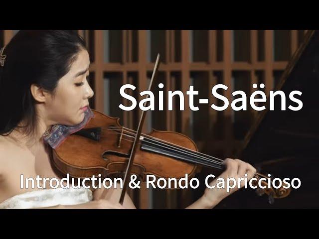 Saint-Saëns Introduction & Rondo Capriccioso op.28 - Soojin Han, Julius Jeongwon Kim