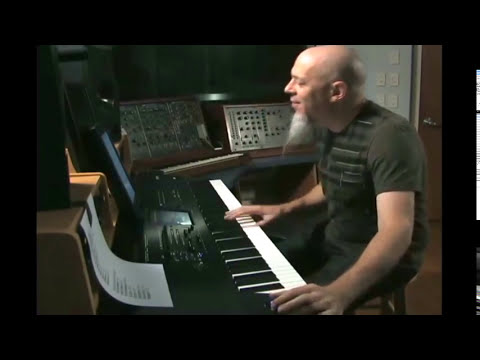 Yamaha Montage 7 + Korg Kronos 2 Jamming by Synthcloud