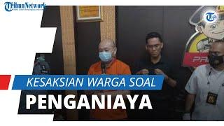 Tetangga Ungkap Sosok Pelaku Penganiayaan Perawat di RS Siloam Palembang