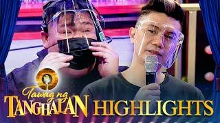 Vhong notices Dumbo being emotional behind the camera | Tawag ng Tanghalan