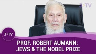 FASCINATING! Jews have won a disproportionate number of Nobel Prizes across the years. Why is that?