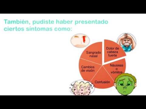 Recomendaciones para el tratamiento de la hipertensión en 2015