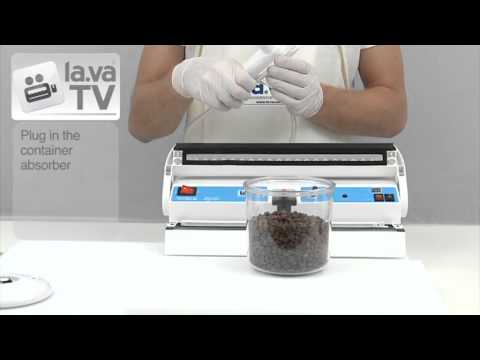 Vacuum Packing coffee - the Video