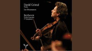 Concerto for violin and orchestra in D Minor, Op. 61: III. Rondo - Allegro