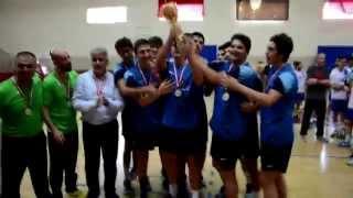 Türkiye Hentbol Şampiyonası Finali 2016-Rize