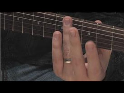 Guitar Lessons : Guitar Lessons : Beginning Scales