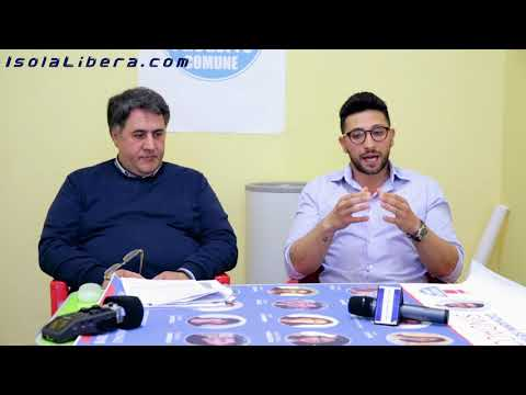 Prima Intervista – Progetto Comune: Bilancio, scuole, servizi