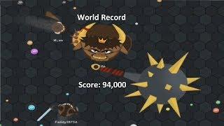 EvoWars.io World Record Score: 94,000
