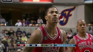 Derrick Rose Full Highlights 2011.03.18 at Pacers - NASTY 42 Pts, SiCK MOVES!!