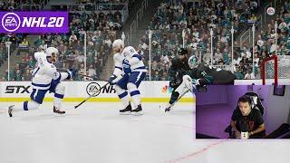 NHL 20 INSANE GAMEPLAY *FULL GAME*