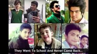 Arbaz Khan Intizaar Matt Ro Maa Dedicated Victims Peshawar