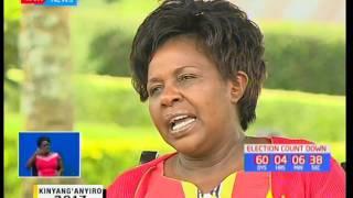 Kaunti ya Bomet : Isaac Ruto na Joyce Laboso kutifuana kivumbi