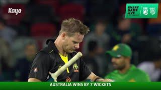 Australia vs Pakistan - T20 Game 2 Highlights