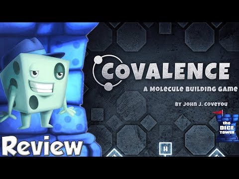 Covalence Review - with Tom Vasel