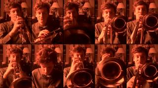 Everything Everything - Cough Cough for Brass Ensemble