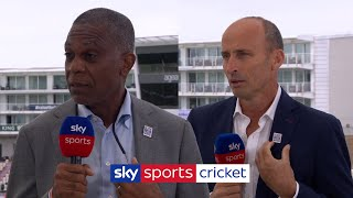 Michael Holding leads emotional discussion about educating society on racism