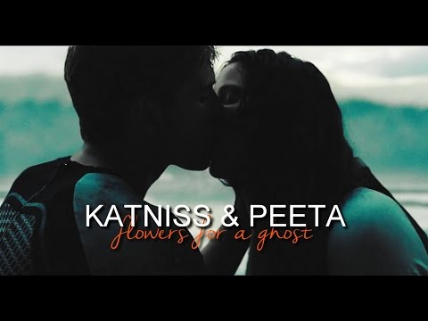 [THG + CF] Katniss & Peeta » Flowers For A Ghost