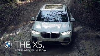 [오피셜] The secret life of the BMW X5. Enjoy International Mud Day.