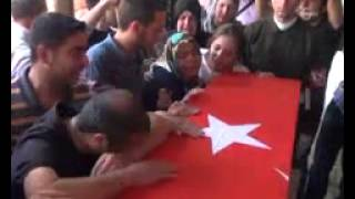 preview picture of video 'Şehit Öztürk'e memleketi Gaziantep'te hüzünlü veda'
