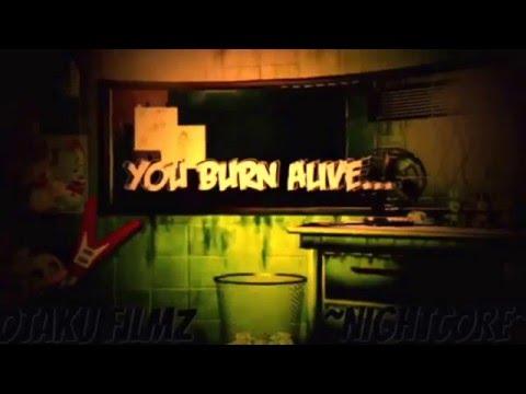 (FNAF) It's Time to Die ~Anti-Nightcore~ (видео)