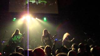 """Exhumed """"In My Human Slaughterhouse"""" - Live"""