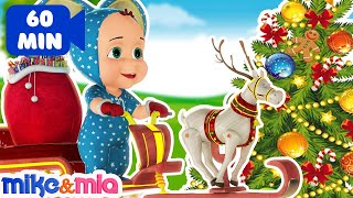 Jingle Bells | Christmas Songs for Kids | Christmas Rhymes for Kids