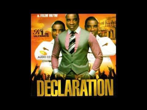 K1 De Ultimate   Declaration