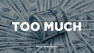 (FREE) Young Thug x Future x Metro Boomin Type Beat - 'Too Much' | Mubz Beats