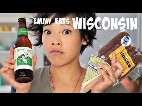 Emmy Eats America: Wisconsin