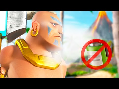 What if I used Warriors without smoke in Boom Beach...?