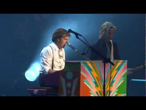 Paul McCartney Lady Madonna Live Montreal 2011 HD 1080P