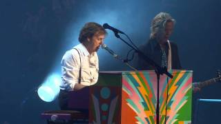 Paul McCartney Lady Madonna Live Montreal 2011 HD 1080P