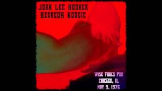 John Lee Hooker - Serves Me Right To Suffer (Live) Best Version!!