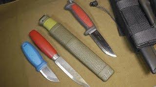 Выбор ножа Mora