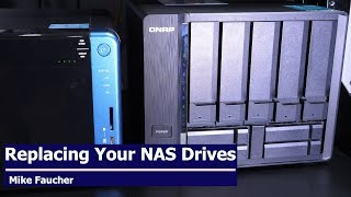 QNAP NAS Disk Replacement