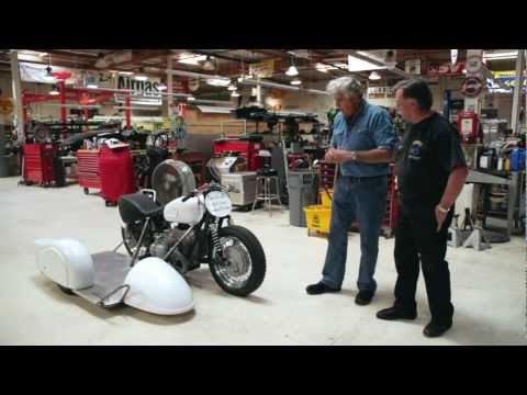 Motorcycle Sidecar Racers – Jay Leno's Garage