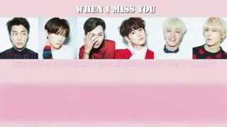 [KARAOKE/THAISUB] Beast - When I Miss You