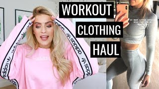 NEW WORKOUT & ATHLEISURE WEAR | Haul & Try On