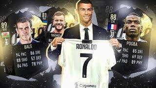 FIFA 19 | ТРАНСФЕРЫ И СЛУХИ | ЯРМОЛЕНКО, БЕЙЛ, ПОГБА и другие