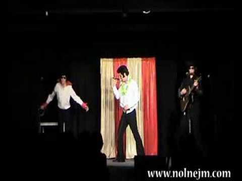 kabaret Noł Nejm - Elwisy