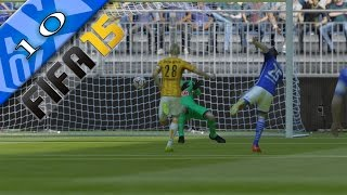 preview picture of video 'Let's Play FIFA 15 Trainerkarriere [Deutsch/HD] #010 - FC Schalke 04 - Die Hauptstädter'