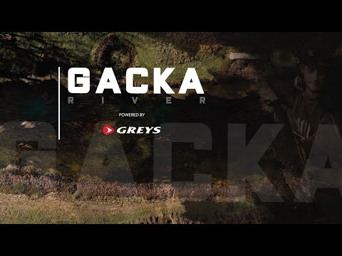Fly Fishing for trout on Gacka river, Croatia