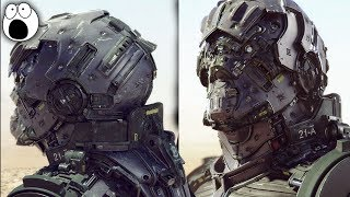 Insane Sci Fi Military Tech & Machines That Actually Exist
