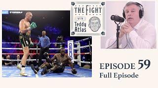 Teddy Atlas Reacts to Deontay Wilder vs Tyson Fury 2 | THE FIGHT with Teddy Atlas