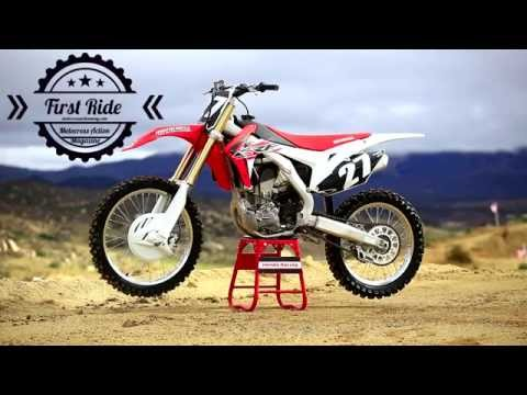 2016 Honda CRF250R in Missoula, Montana